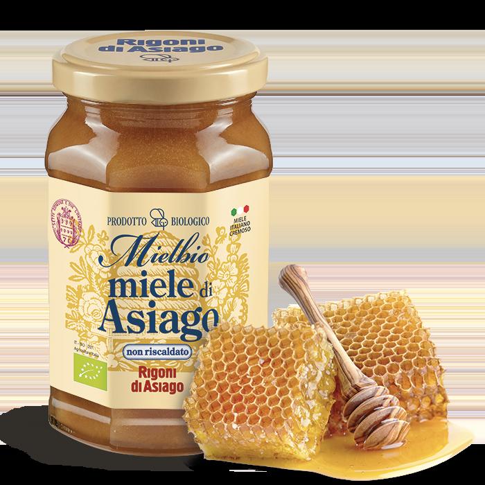 Miele  di Asiago (creamy)