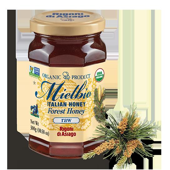 Mountain honey (liquid)