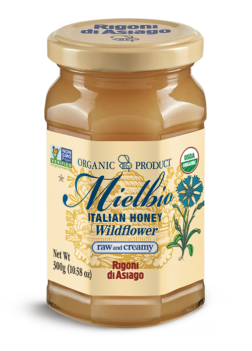 Wildflower honey (creamy)