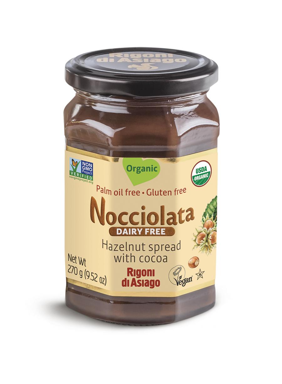 Nocciolata Dairy Free